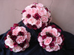 #artificialflowers#fakeflowers#decorflowers#fauxflowers#rose#posy#bridal#party