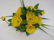 #artificialflowers#fakeflowers#decorflowers#fauxflowers#silkflowers#yellow#poppy