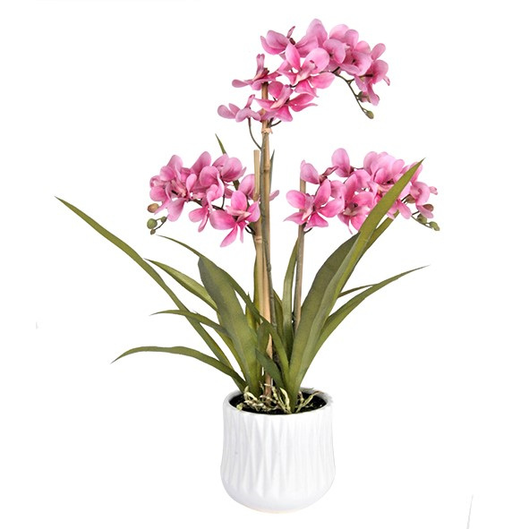 #artificialflowers#fakeflowers#decorflowers#fauxflowers#silkflowers#pink#orchid