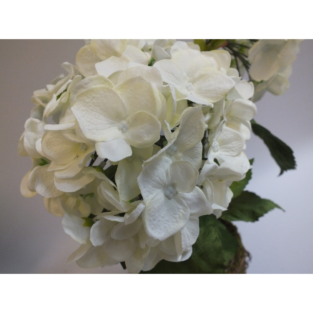 #artificialflowers#fakeflowers#decorflowers#fauxflowers#hydrangea#potted
