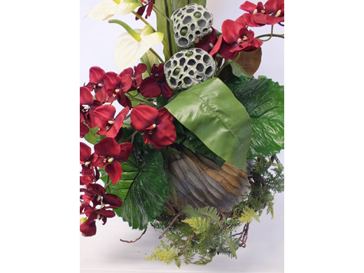 #artificialflowers#fakeflowers#decorflowers#fauxflowers#silkflowers#tropical