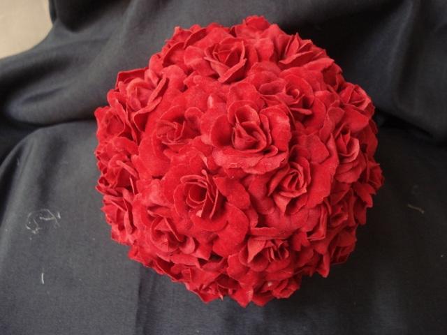 #artificialflowers#fakeflowers#decorflowers#fauxflowers#silkflowers#redroseball