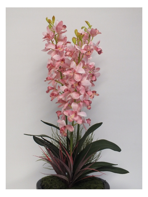 #artificialflowers#fakeflowers#decorflowers#fauxflowers#silkflowers#pinkorchid