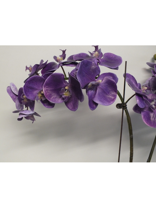 #artificialflowers#fakeflowers#decorflowers#fauxflowers#silkflowers#orchid#mauve