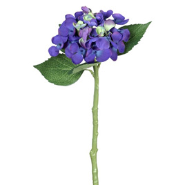 Hydrangea Pick Purple 4479