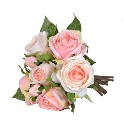 Rose Bud Posy Pretty Pink 4542