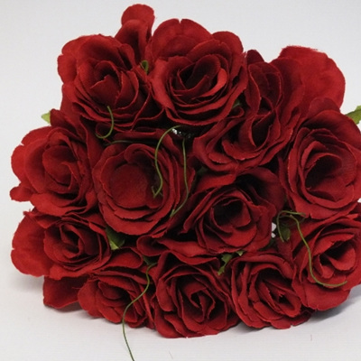 Rose Posy 1007  Red