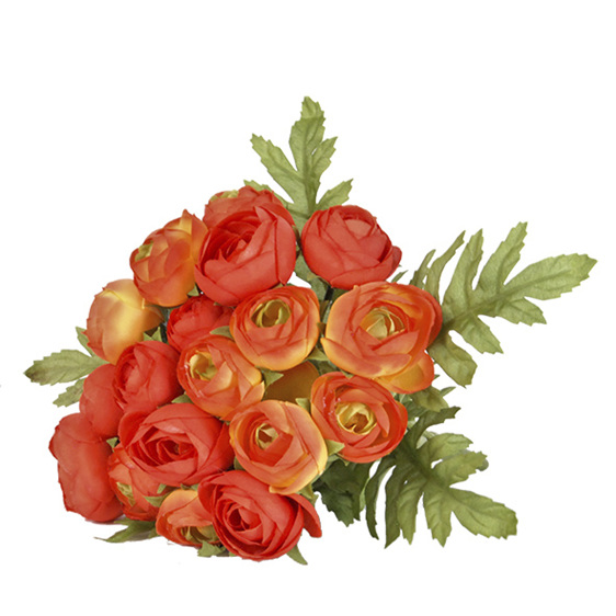 #artificialflowers#fakeflowers#decorflowers#fauxflowers#silkflowers#posy#orange#