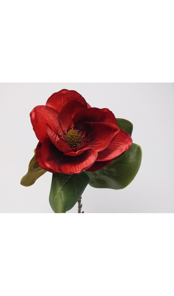 #artificialflowers#fakeflowers#decorflowers#fauxflowers#silkflowers#magnolia#red
