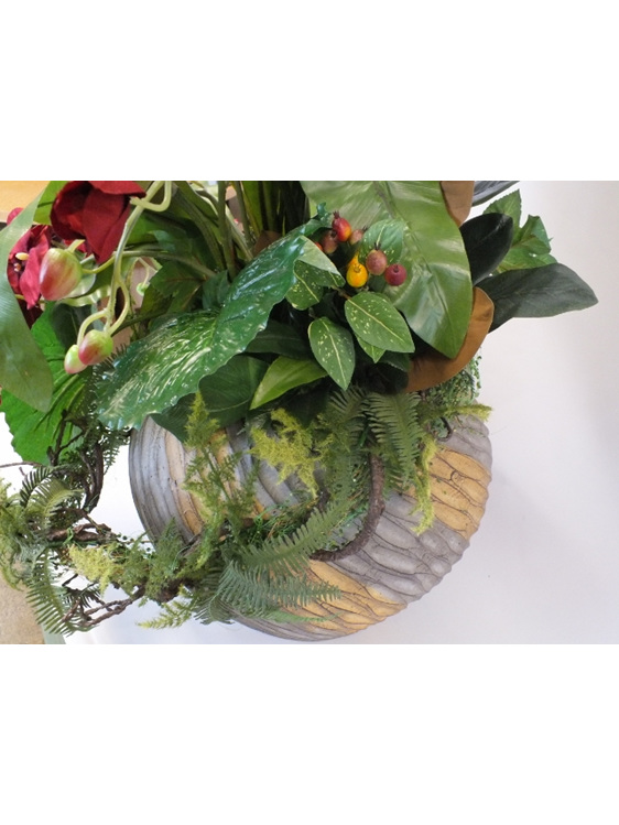 #artificialflowers#fakeflowers#decorflowers#fauxflowers#silkflowers#tropical#arr
