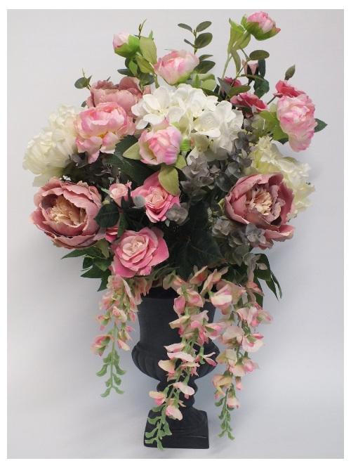 #artificialflowers#fakeflowers#decorflowers#fauxflowers#silkflowers#container#pk