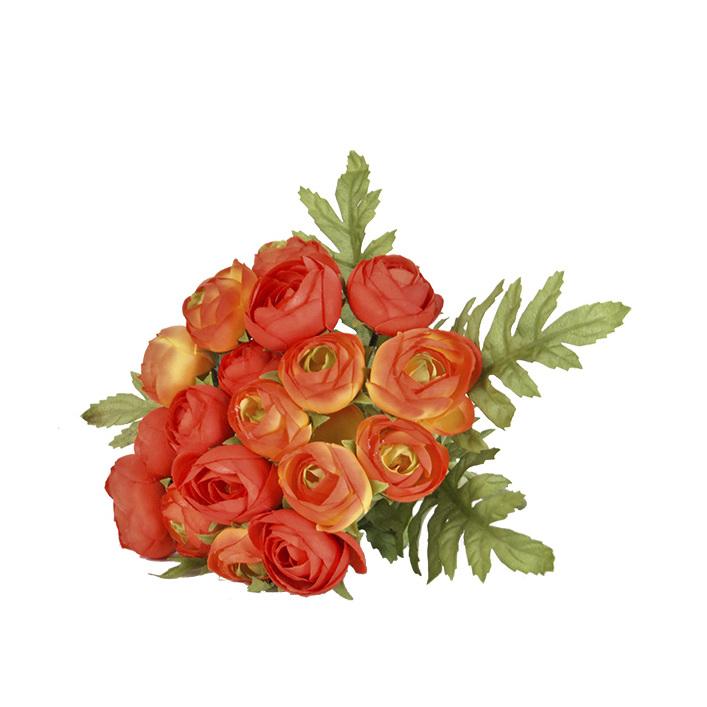 #artificialflowers#fakeflowers#decorflowers#fauxflowers#silkflowers#posy#orange#