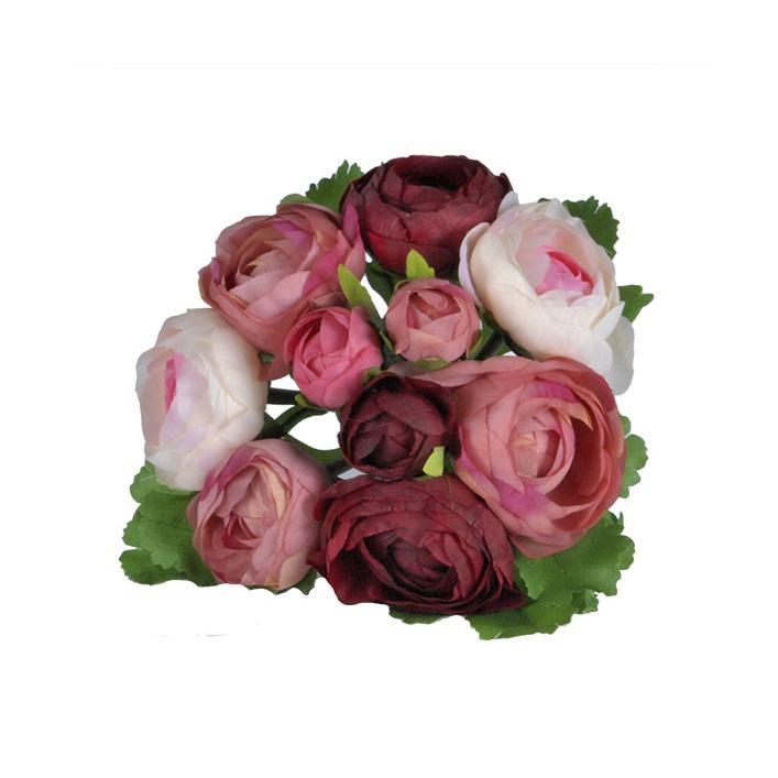 #artificialflowers#fakeflowers#decorflowers#fauxflowers#silkflowers#posy#pinks#