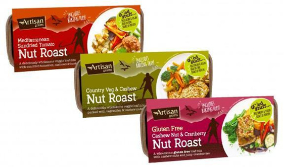 Artisan Grains Nut Roasts