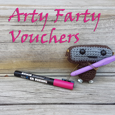 Arty Farty Vouchers