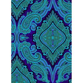 Aruba Paisley Purple RJR3579002