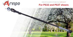 Arvipo PS32/PS37 extension pole