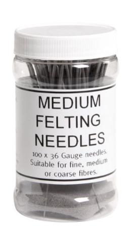 Ashford Medium Felting Needle