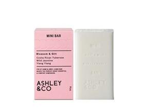 Ashley & Co Mini Bar - Blossom & Gilt