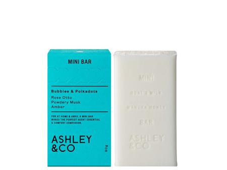 Ashley & Co Mini Bar - Bubbles & Polkadots