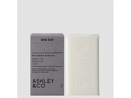 Ashley & Co Mini Bar - Parakeets & Pearls