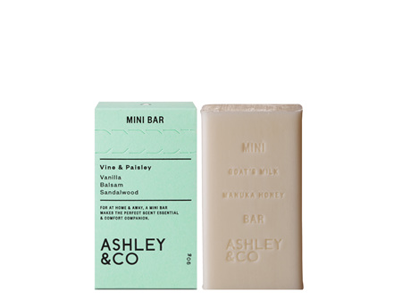 Ashley & CO MiniBar Vine & Paisley