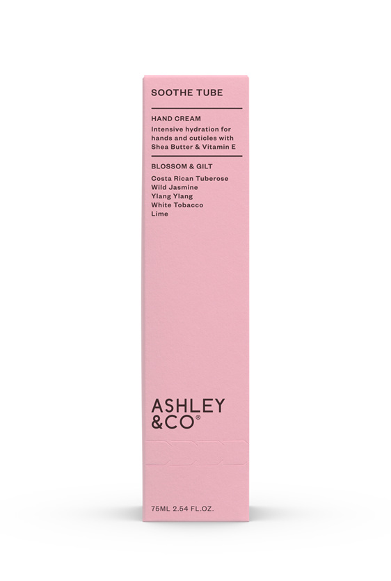 Ashley & CO Soothe Tube Blossom & Glit