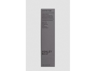 Ashley & Co Soothe Tube - Parakeets & Pearls