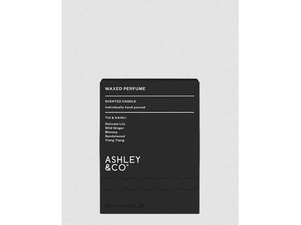 Ashley & Co Waxed Perfume Canlde - Tui & Kahili