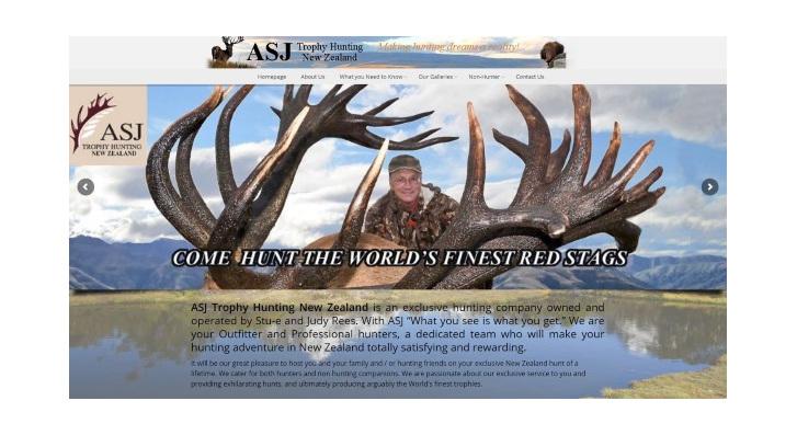 ASJ Trophy Hunting