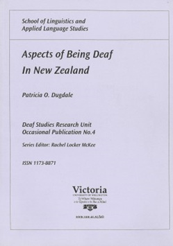 Aspects of Being Deaf in NZ