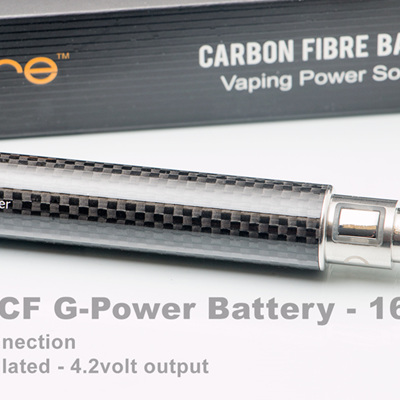 Aspire CF G-Power Battery - 1600mAh