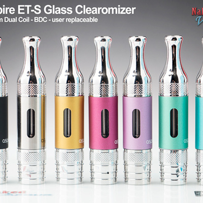 Aspire ET-S Glass Clearomizer
