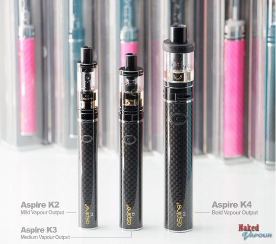 Aspire K Series Range