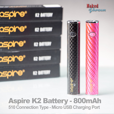 Aspire K2 Battery - 800mAh