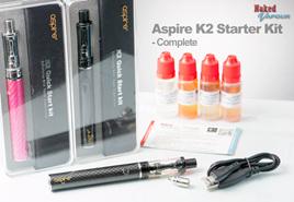 Aspire K2 Starter Kit - Complete
