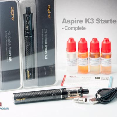 Aspire K3 Starter Kit - Complete