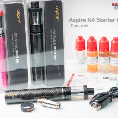 Aspire K4 Starter Kit - Complete