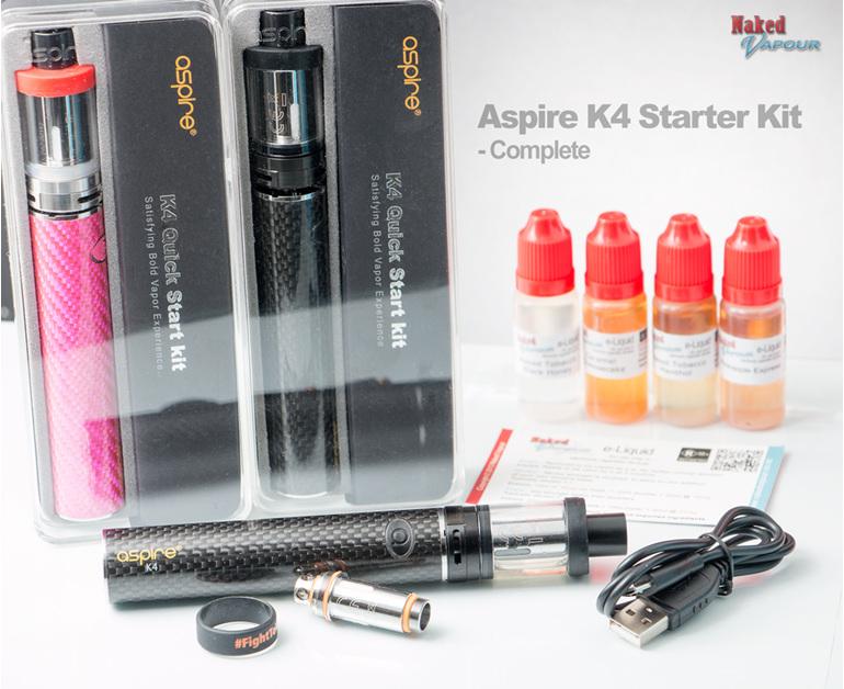 Aspire K4 Kit