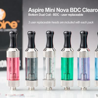 Aspire Mini Nova Kit - Clear Tank