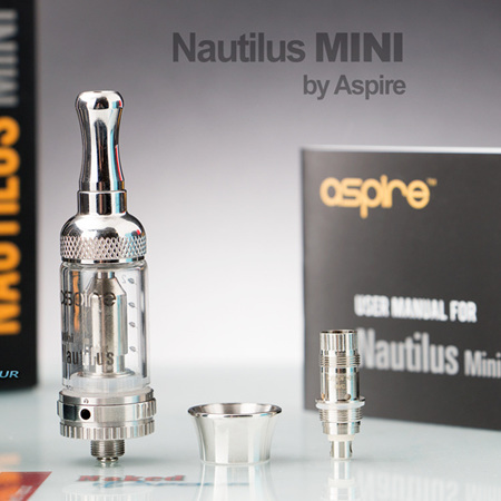 Aspire Nautilus MINI Clearomizer