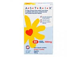 ASTRIX CAP 100MG 84