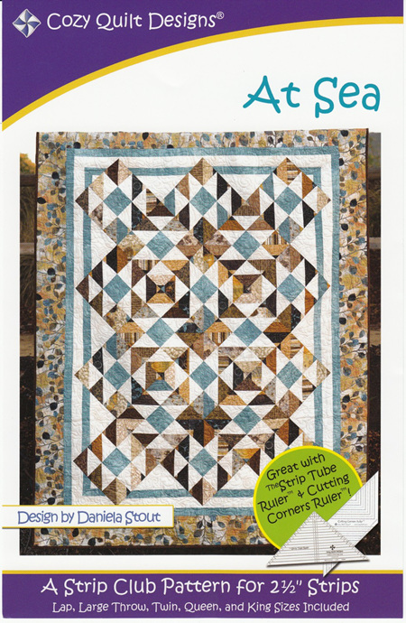 At Sea Quilt Pattern