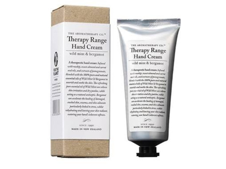 ATC Mint & Bergamot Hand Cream 75g