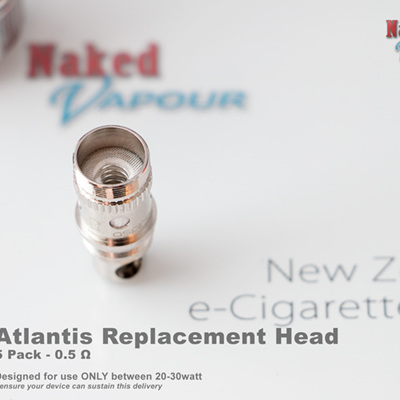 Atlantis Replacement Heads - 5 PACK