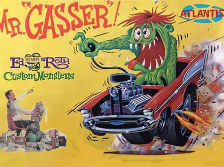 Atlantis Mr Gasser Ed Big Daddy Roth Custom Monsters (ALM1301)