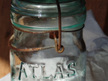 Atlas E - Z Seal preserve jar