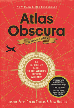 Atlas Obscura (Second Edition) (PRE-ORDER ONLY)