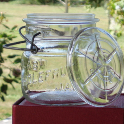 Atlas Wholefruit preserving jar