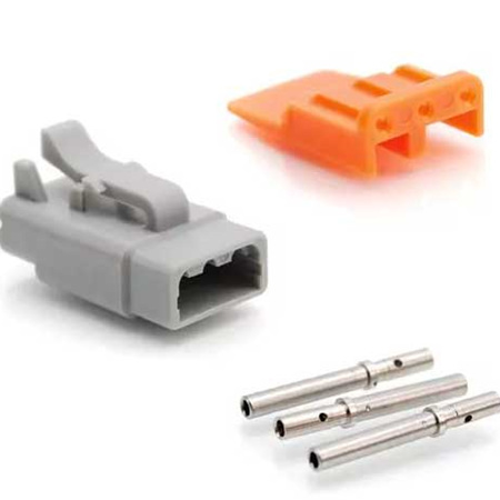 ATM 3 way plug kit